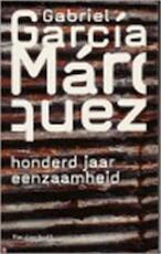 Honderd jaar eenzaamheid - Gabriel García Márquez (ISBN 9789029072526)