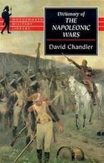 Dictionary of the Napoleonic wars - D. Chandler (ISBN 9781840222036)