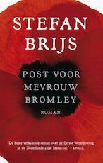 Post voor mevrouw Bromley - Stefan Brijs (ISBN 9789025441371)