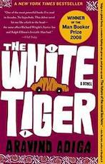 The white tiger - Aravind Adiga (ISBN 9781416562603)