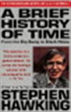 A brief history of time - Stephen W. Hawking (ISBN 9780553175219)