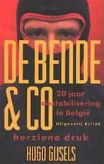 De bende en co - Hugo Gijsels (ISBN 9789063032920)
