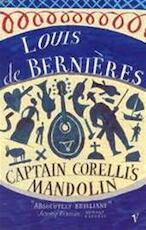 Captain Corelli's mandolin - Louis de Bernières (ISBN 9780749397548)