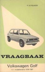 Vraagbaak voor uw Volkswagen