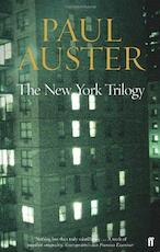The New York Trilogy - Paul Auster (ISBN 9780571152230)