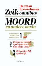 Moord en andere onzin - Herman Brusselmans (ISBN 9789044634471)