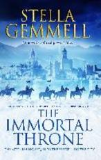 Immortal Throne - Stella Gemmell (ISBN 9780552168977)