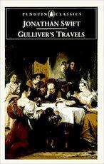 Gulliver's travels - Jonathan Swift (ISBN 9780140430226)