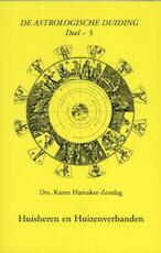 Huisheren en huizenverbanden - Karen M. Hamaker-Zondag, Karen Hamaker-Zondag (ISBN 9789076277448)
