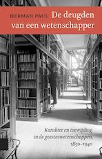 De deugden van een wetenschapper - Herman Paul (ISBN 9789462986725)