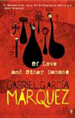 Of Love and Other Demons - Gabriel García Márquez (ISBN 9780140246698)
