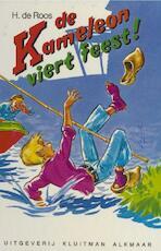 de Kameleon viert feest! - Hotze de Roos (ISBN 9789020642186)