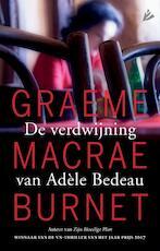 De verdwijning van Adèle Bedeau - Graeme Macrae Burnet (ISBN 9789048843435)