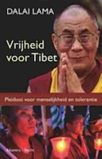 Vrijheid voor Tibet - Dalai Lama (ISBN 9789069638362)