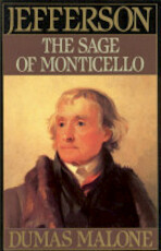 The Sage of Monticello - Dumas Malone (ISBN 9780316544788)