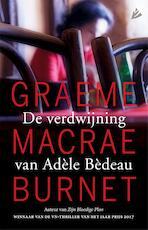 De verdwijning van Adèle Bedeau - Graeme Macrae Burnet (ISBN 9789048843442)