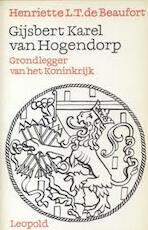 Gijsbert Karel van Hogendorp - H. L. T. de Beaufort