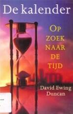 De kalender - David Ewing Duncan, Harry Naus (ISBN 9789055015818)