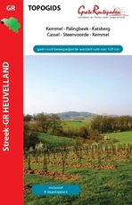 Streek-GR Heuvelland - (ISBN 9789081396424)