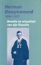 Herman Dooyeweerd 1894-1977 - Unknown (ISBN 9789024284825)