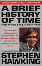 Brief History of Time - Stephen Hawking (ISBN 9780553175219)