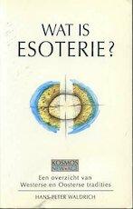 Wat is esoterie?