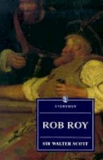 Rob Roy - Walter Scott (ISBN 9780460875943)