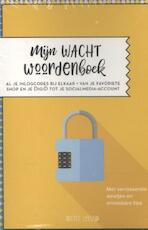 Mijn wachtwoordenboek 10 ex + backcard