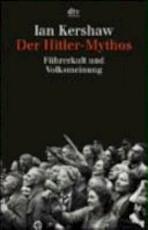 Der Hitler-Mythos - Ian Kershaw (ISBN 9783423308342)