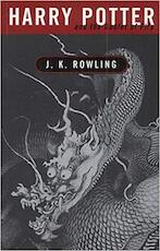 Harry Potter and the Goblet of Fire - J. K. Rowling (ISBN 9780747550792)