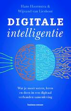 Digitale intelligentie - Hans Hoornstra, Wijnand van Lieshout (ISBN 9789047012467)
