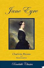Jane Eyre (Readable Classics) - Charlotte Bronte, Wayne Josephson (ISBN 9780615324449)