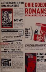 3 Goede romans - Herman Brusselmans