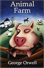 Animal farm - George Orwell (ISBN 9780582434479)