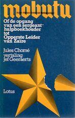 Mobutu - Jules Chomé, Jef Geeraerts (ISBN 9789062907724)