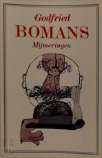 Mijmeringen - Godfried Bomans (ISBN 9789010000866)