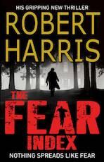 Fear Index - Robert Harris (ISBN 9780099553267)