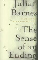 Sense of an Ending - Julian Barnes (ISBN 9780224094153)