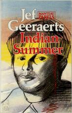Indian summer - Jef Geeraerts (ISBN 9789022310281)