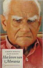 Het leven van Moravia - Alberto Moravia, Alain Elkann (ISBN 9789028415874)