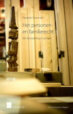 Het personen- en familierecht (zesde editie) - (ISBN 9789400010406)