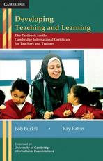 Developing Teaching and Learning - Bob Burkill (ISBN 9780521183352)