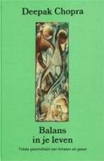 Balans in je leven - Deepak Chopra (ISBN 9789020252705)