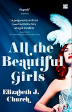 All the Beautiful Girls - Elizabeth J. Church (ISBN 9780008267971)