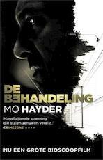 De behandeling - filmeditie - Mo Hayder (ISBN 9789024564408)