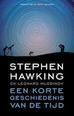 Een korte geschiedenis van de tijd - Stephen Hawking, Leonard Mlodinov (ISBN 9789035141704)
