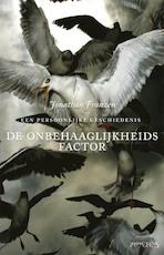 De onbehaaglijksheidsfactor - Jonathan Franzen (ISBN 9789044618358)