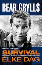Survival elke dag - Bear Grylls (ISBN 9789024562589)