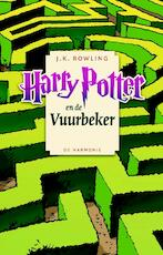Harry Potter en de Vuurbeker - J.K. Rowling (ISBN 9789061699798)