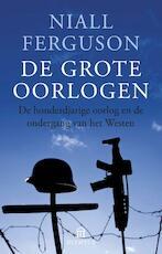 De grote oorlogen (Olympus) - N. Ferguson (ISBN 9789025435677)